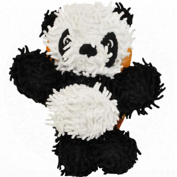 Mighty Micro Fiber Dog Toy - Panda Jr.