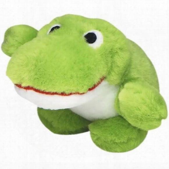Multipet Look Who's Talking Frog