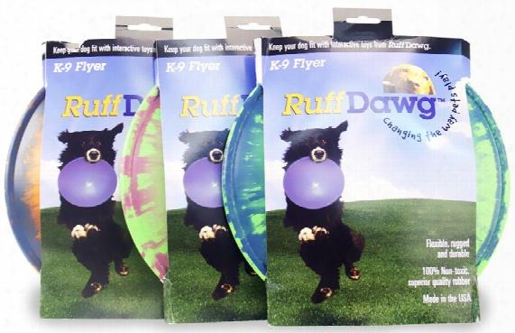 Ruffdawg - K9 Flyer
