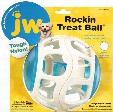 JW Pet Rockin Treat Ball