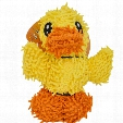 Mighty Micro Fiber Dog Toy - Duck Jr.