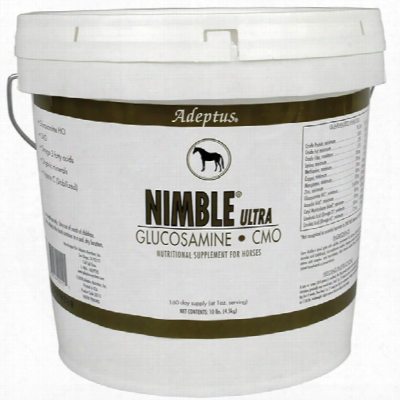 Adptus Nimble Ultra Joint Support For Horses (10 Lbs)