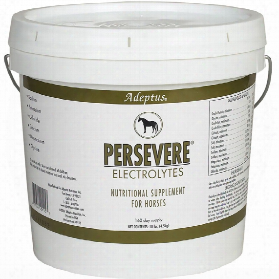 Adeptus Persevere Electrolytes For Horses (10 Lbs)