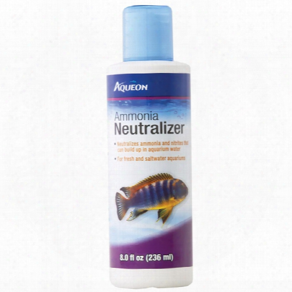 Aqueon Ammonia Neutralizer (8 Oz)
