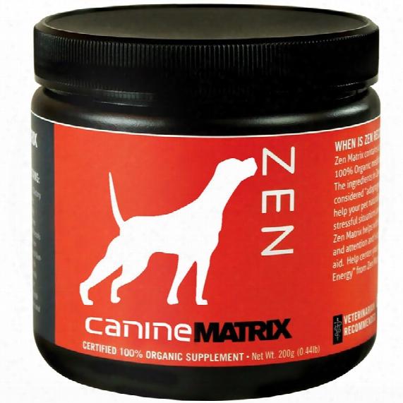 Canine Matrix Zen (200 Gm)