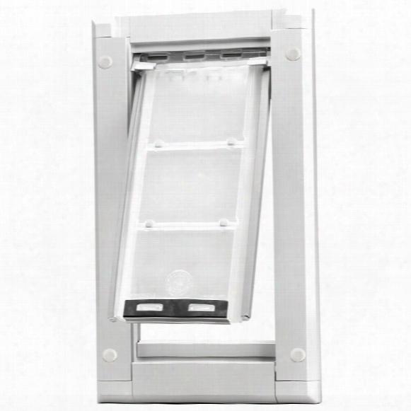 """Endura Flap Pet Door - Extra Large Door Mount - Single Flap (12"""" X 23"""")"""