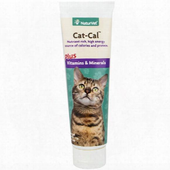 Naturvet Cat-cal Gel (5 Oz)