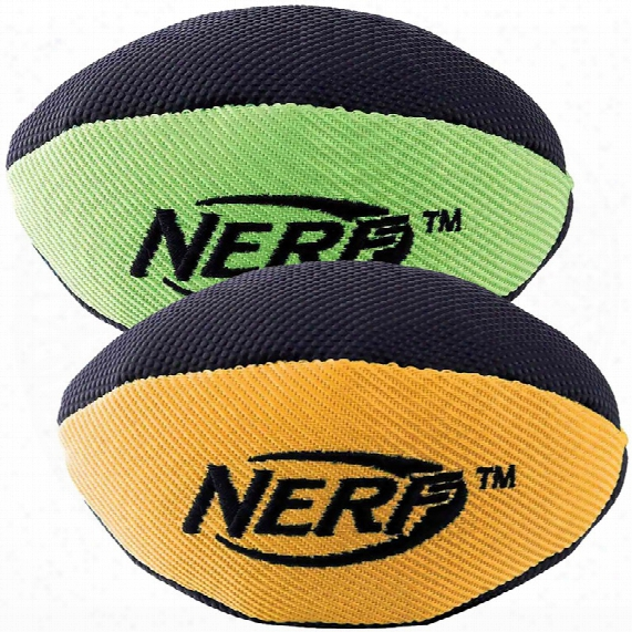"Nerf Dog Retriever Football 5"" (assorted)"