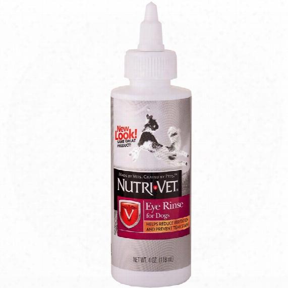 Nutri-vet Eye Cleanse For Dogs (4 Oz)