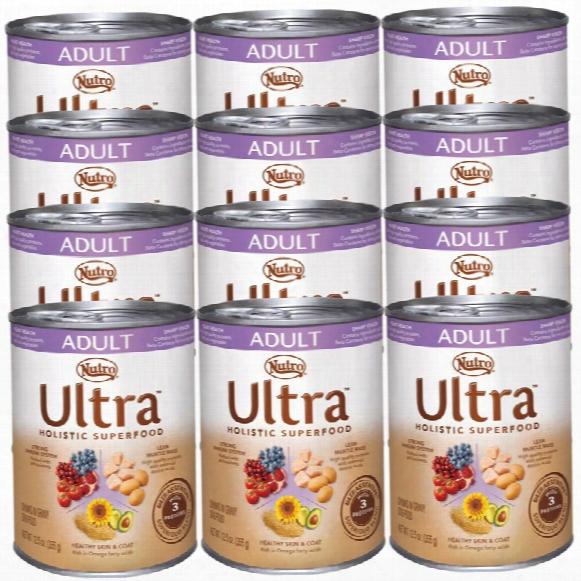 Nutro Ultra Adult Pate (12x12.5oz)