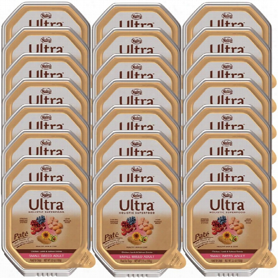 Nutro Ultra Small Breed Adult Pate (24x3.5oz)