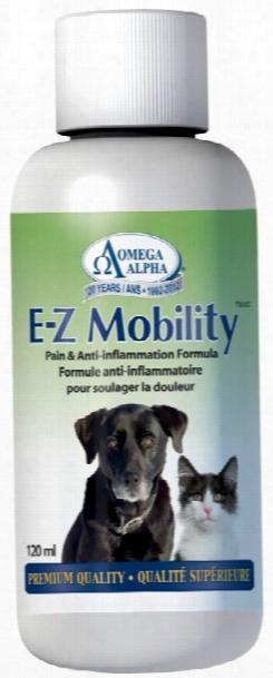 Omega Alpha E-z Mobility (4 Oz)