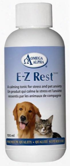Omega Alpha E-z Rest (5 Oz)