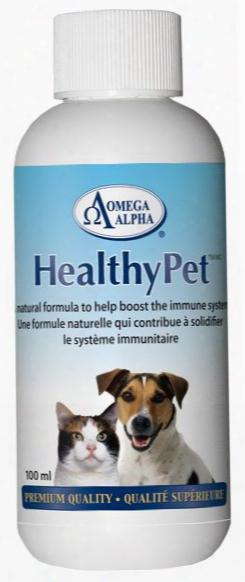 Omega Alpha Healthypet (4 Oz)