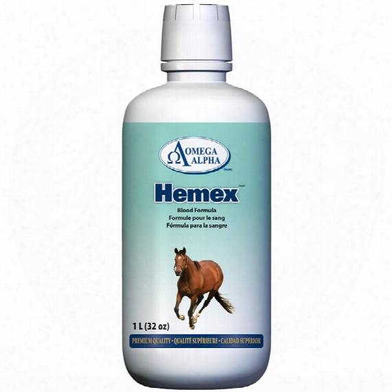 Omega Alpha Hemex (32 Oz)