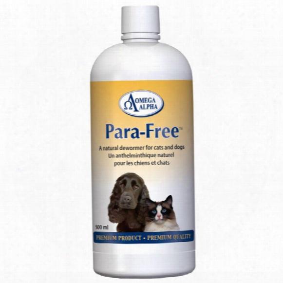 Omega Alpha Para-free (16 Oz)