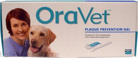 Oravet 8 X 2.5 Ml Treatments