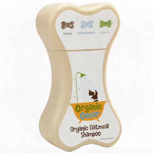 Organic Oscar Oatmeal Shampoo (8 Fl Oz)