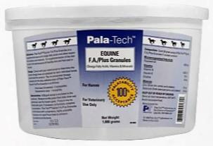 Pala-tech Equine Fa Plus Granules (4 Lb)