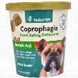 NaturVet Coprophagia Stool Eating Detterent Plus Breath Aid (70 Soft Chews)