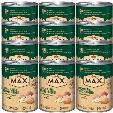 Nutro Max Chicken, Rice & Turkey - Adult Dog (12x12.5oz)