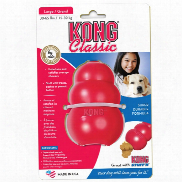 Classic Kong™ - Large (7.8 Oz/220gm)