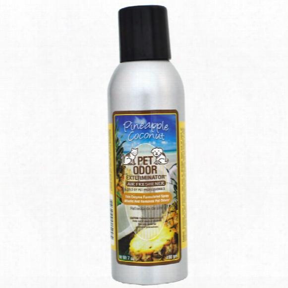 Pet Odor Exterminator - Pineapple Coconut Spray (7 Oz)