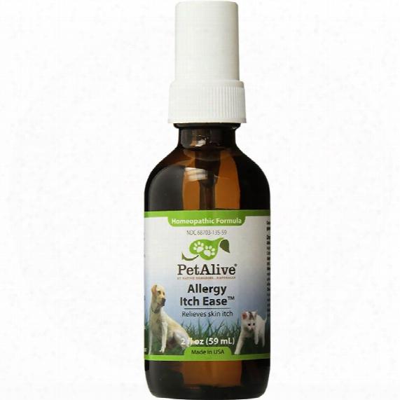 Petalive Allergy Itch Ease (2 Fl Oz)