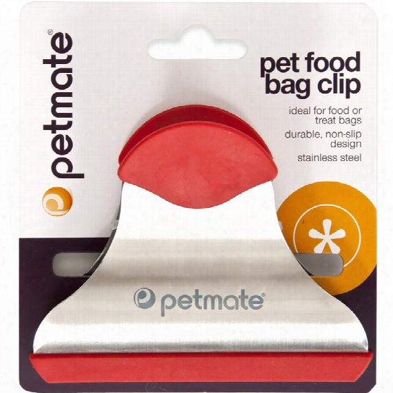 Petmate Pet Food Bag Clip