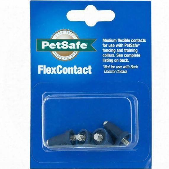 Petsafe Flex Contact Dog Collar (4 Piece)