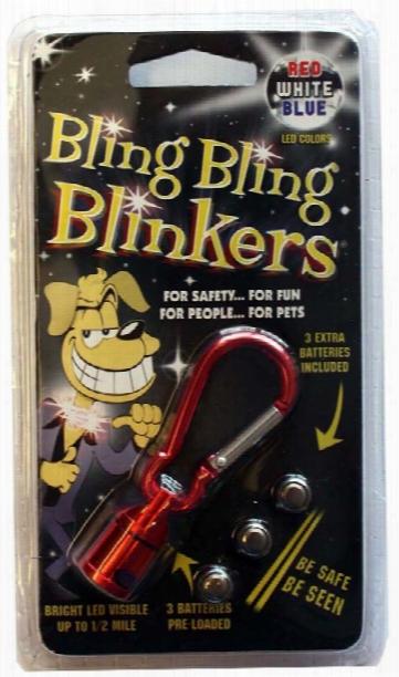 Petsport Bling Bling Blinkers (assorted)