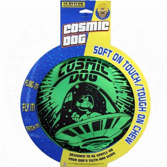 Petsport Cosmic Dog Disk