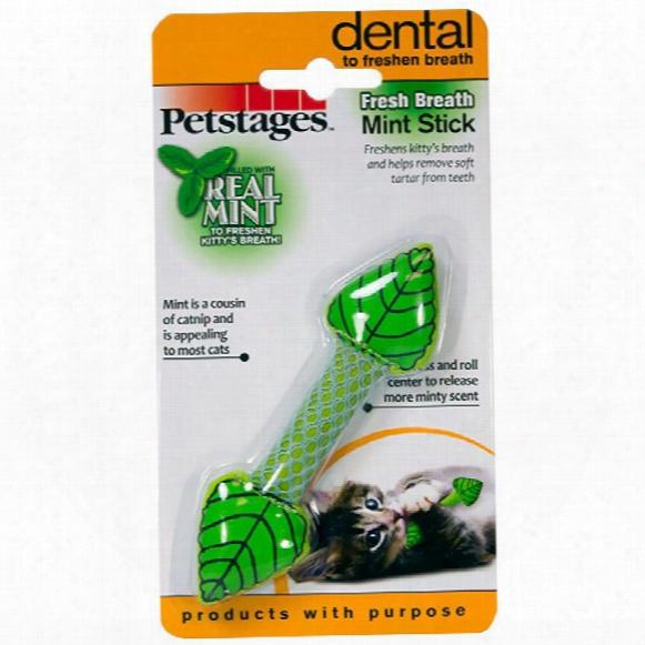 Petstages Fresh Breath Mint Stick