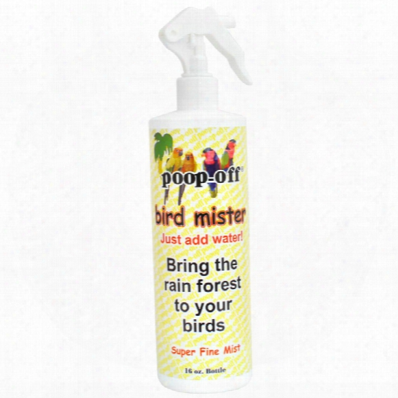 Poop-off Bird Mister Bottle