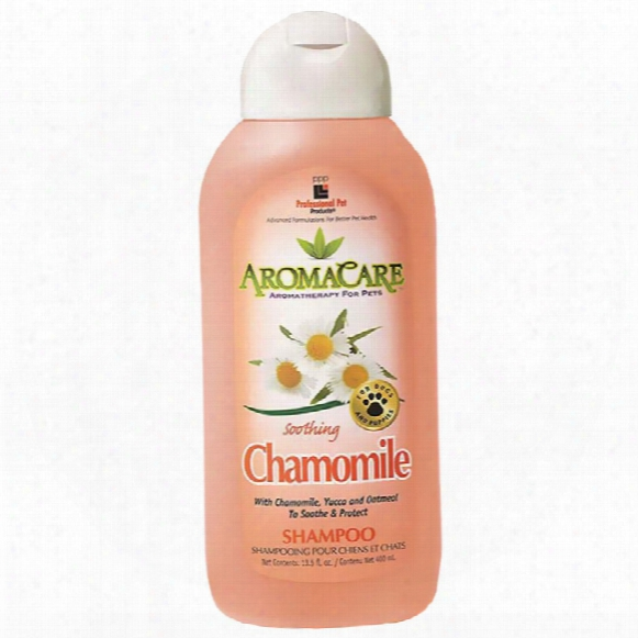 Ppp Aromacare Soothing Chamomile Shampoo (13.5 Fl Oz)