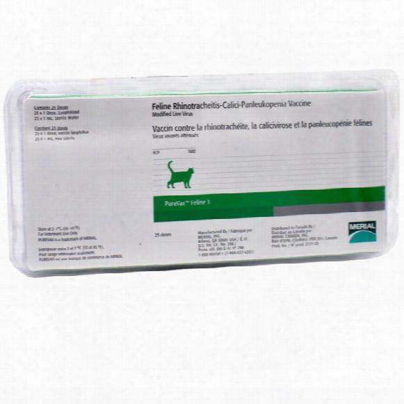 Purevax Feline 3 ( 25 Doses )