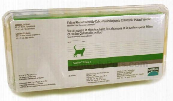 Purevax Feline 4 ( 25 Doses )