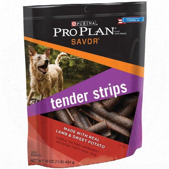 Purina Pro Plan Tender Strips Lamb & Sweet Potato (16 Oz)