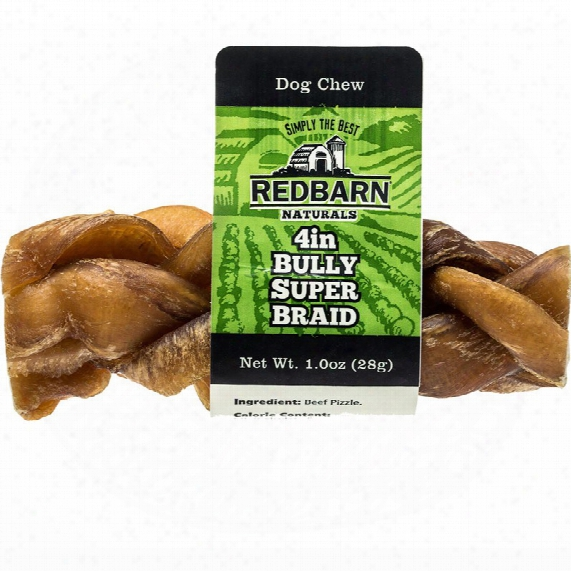 Redbarn Bully Super Braid 4""