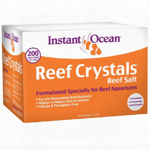 Reef Crystals Reef Sharp (200 Gal)