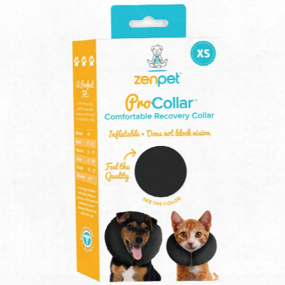 Zenpet Comfortable Recovery Procollar - Xsmall