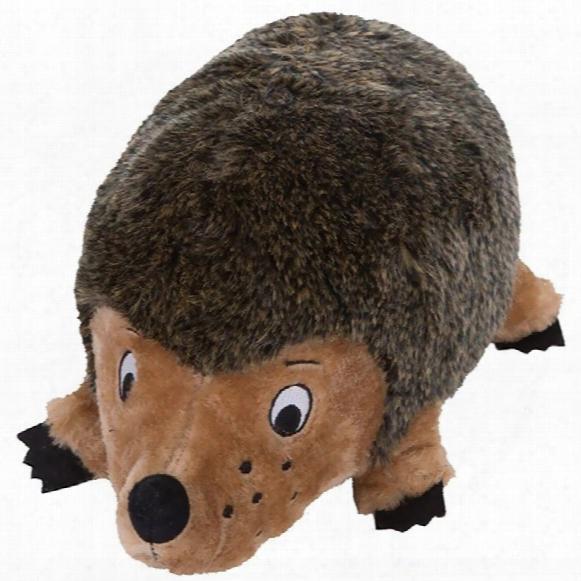 Junior Squeaking Hedgehog (brown)