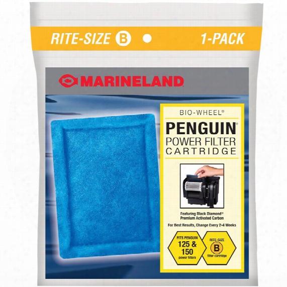 Marineland Penguin Power Filter Cartridge Rite-size B (1 Pk)