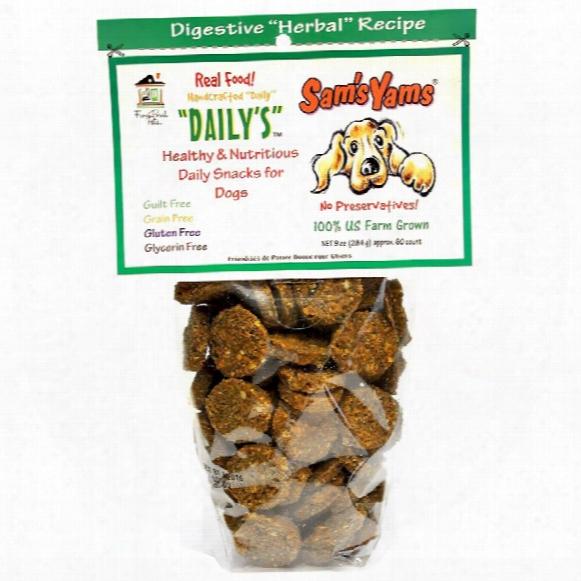 Sam's Yams Digestive Herbal Cookies (7 Oz)
