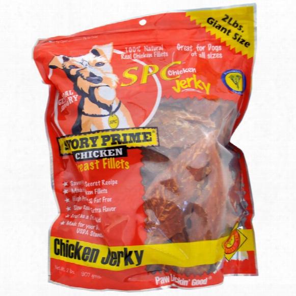 Savory Prime Natural Chicken Jerky (32 Oz)