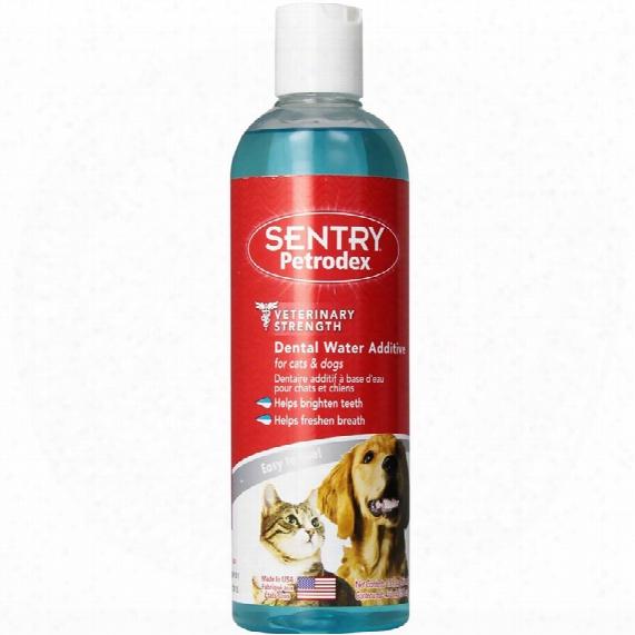 Sentry Petrodex Dental Water Additive (16 Oz)