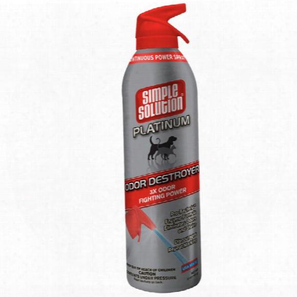 Simple Solution Platinum Odor Destroyer (17 Oz)