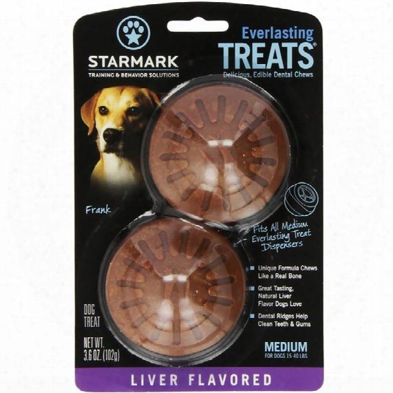Starmark Everlasting Treats - Liver (medium)