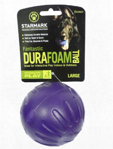 Starmark Fantastic Durafoam Ball - Medium