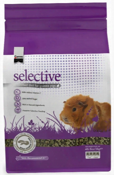 Supreme Science Selective Guinea Pig (4.6 Lbs)